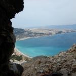 Pogled na zaliv Baške