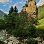 Domen Kastelic - Zillertal (panorama)