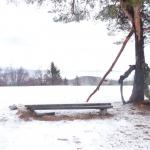 Piknik pristor na vrhu Kuclja