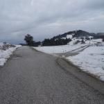 Odcep desno proti Gradišču pri Višnji Gori